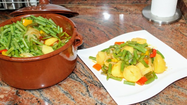 Зеленчуков гювеч
