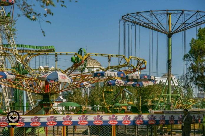 Park rozrywki w Mary