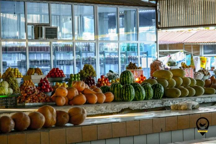 Turkmeński bazar