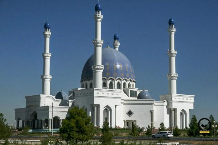 Meczet Gurbanguly Hajji, Mary