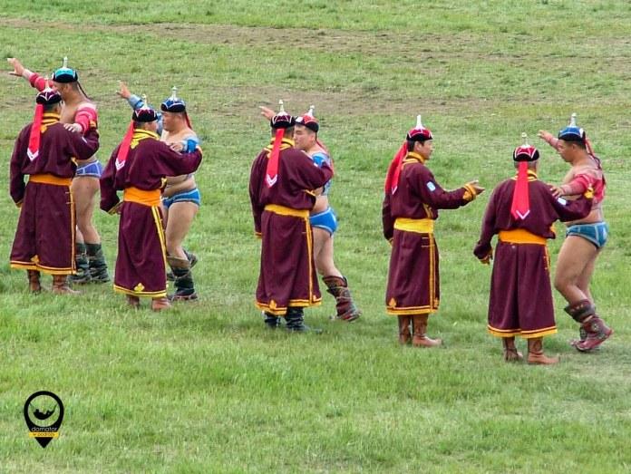 Naadam – mongolskie igrzyska