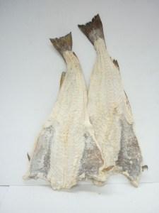 Bacalhau Salgado Seco