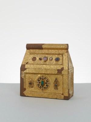 Der Petrischrein stammt aus dem 11. Jahrhundert. Foto: DVM/Simon Vogel