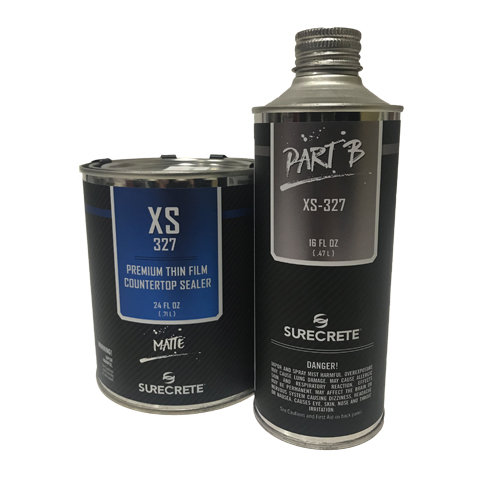 XS-327 Concrete Sealer