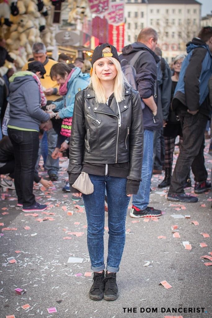 Ann Kathrin, 19 – The Dom Dancerist