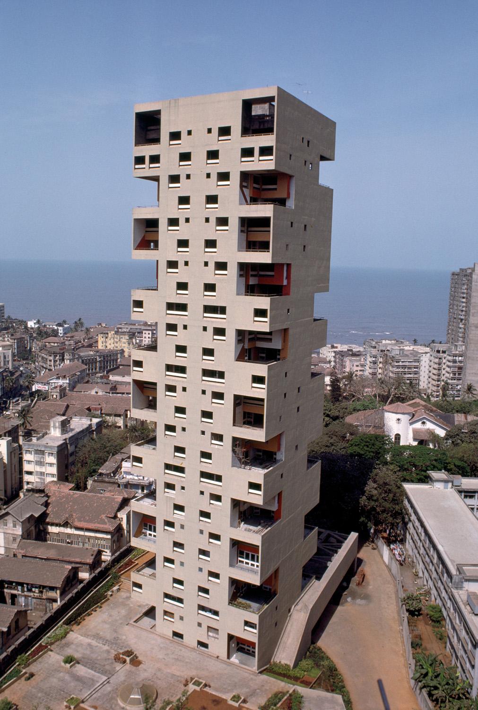 Resultado de imagen de kanchanjunga apartments