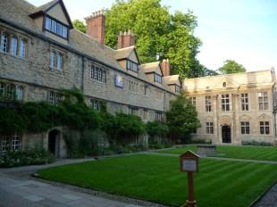 Oxford, St Edmund Hall