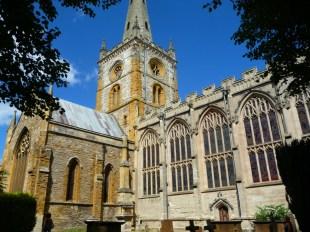 Stratford Upon Avon, Holy Trinity