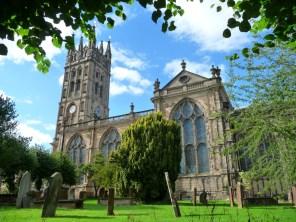 Warwick, St Mary Church (3)