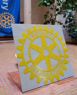 Logo per il Rotary International - 2016