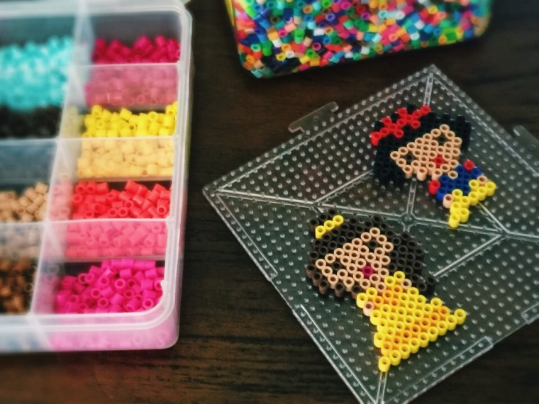 Perler Disney Princess Patterns