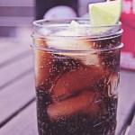 Dr Pepper Cuba Libre