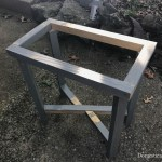 Outdoor Marble Side Table Domestically Blissful