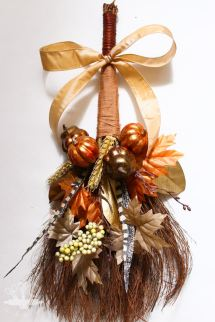 Easy Fall Wreath Domestically Creative - Year of Clean Water