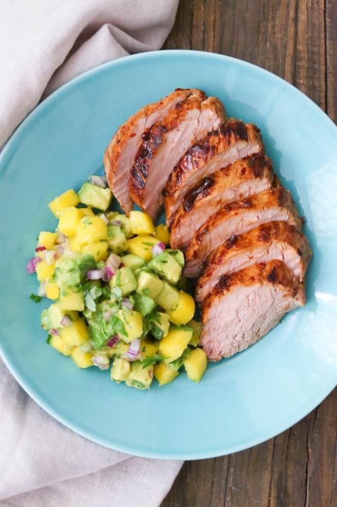 chipotle-pork-tenderloin-with-mango-avocado-salsa-2
