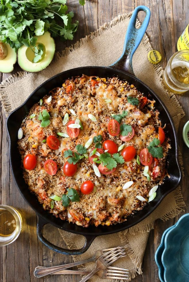barbecue-chicken-quinoa-casserole-2