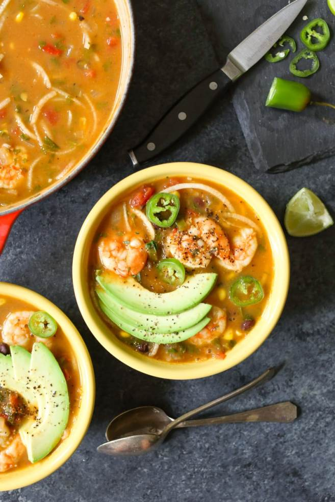 spicy-jicama-tortilla-soup-with-shrimp-8