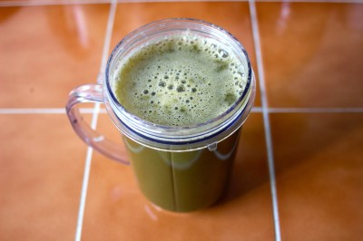Domesticated Me Green Juice