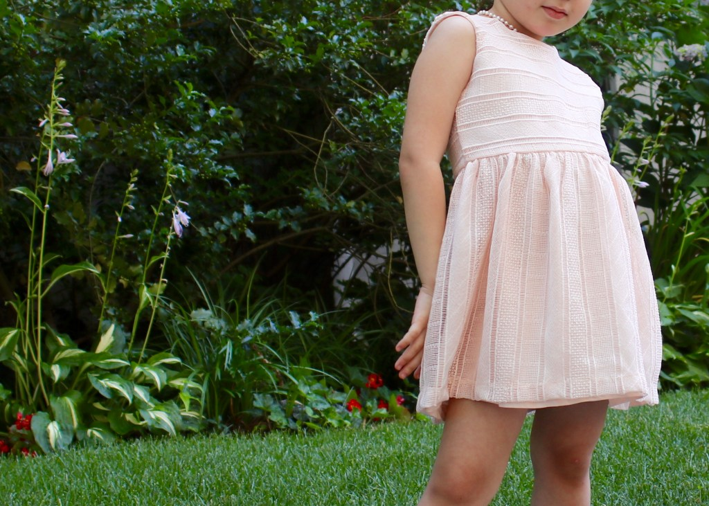 Pink Zara Dress for Girl