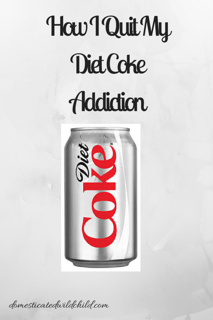 How I Quit MyDiet CokeAddiction