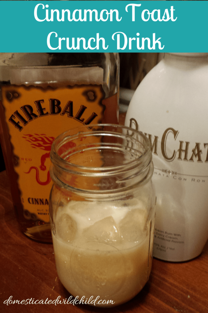 Cinnamon Toast Crunch Drink