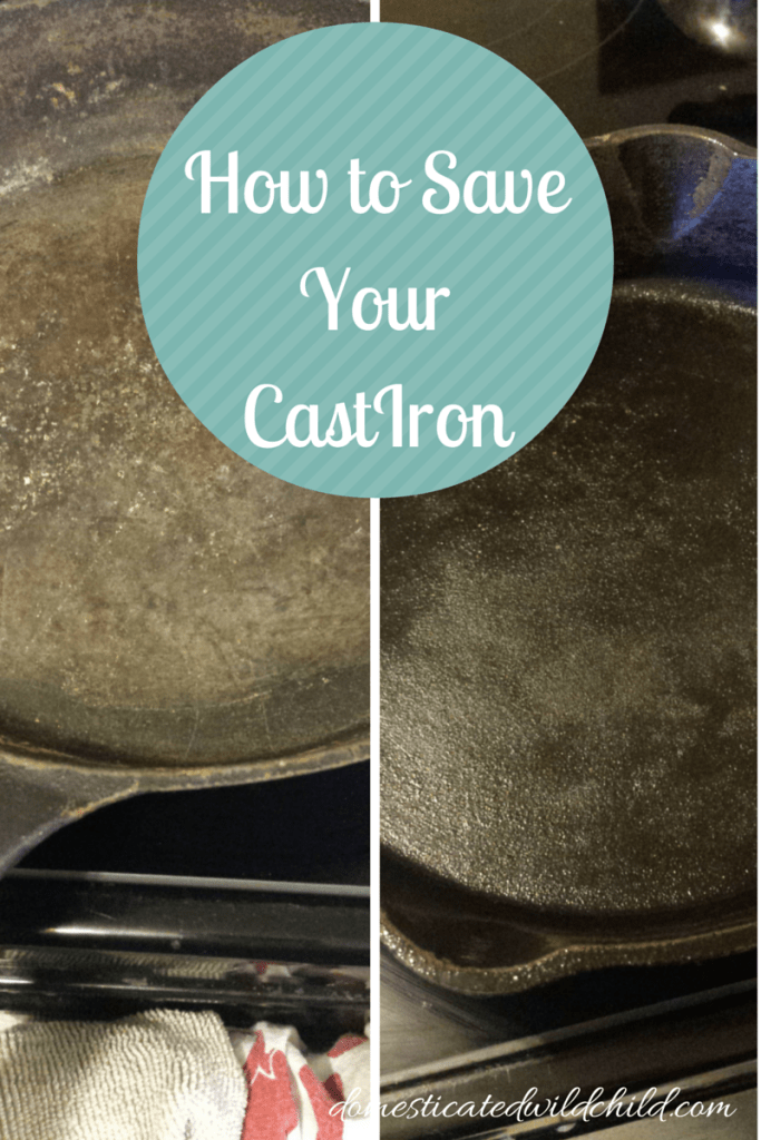 How to SaveYour CastIron