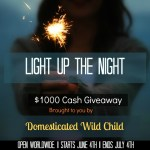Light Up The Night Giveaway