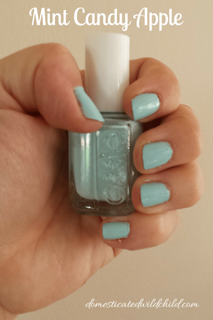 Mint Candy Apple-2