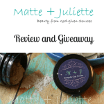 Matte and Juliette Review and Giveaway