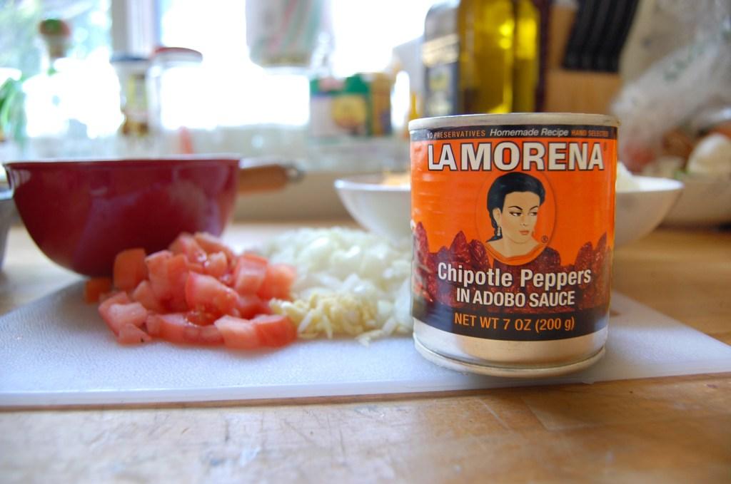 La Morena Chipotles in Adobo Sauce