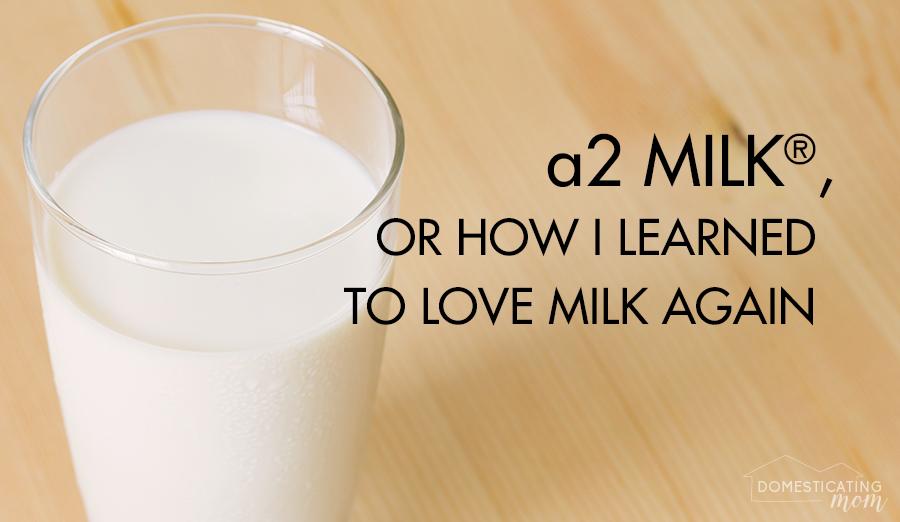 How I learned to love milk again