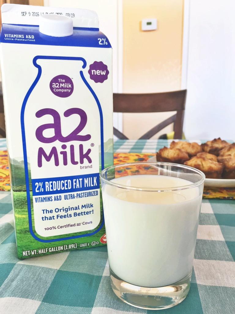 a2 Milk Snacks