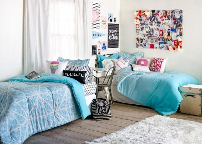 Affordable Ways To Make Your Dorm Room Look Fancy