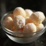Mini-Post: Orange Creamsicle Truffles