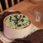 Mint & Chocolate Superbowl Dip
