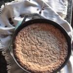 Skillet Oatmeal Raisin Cookie