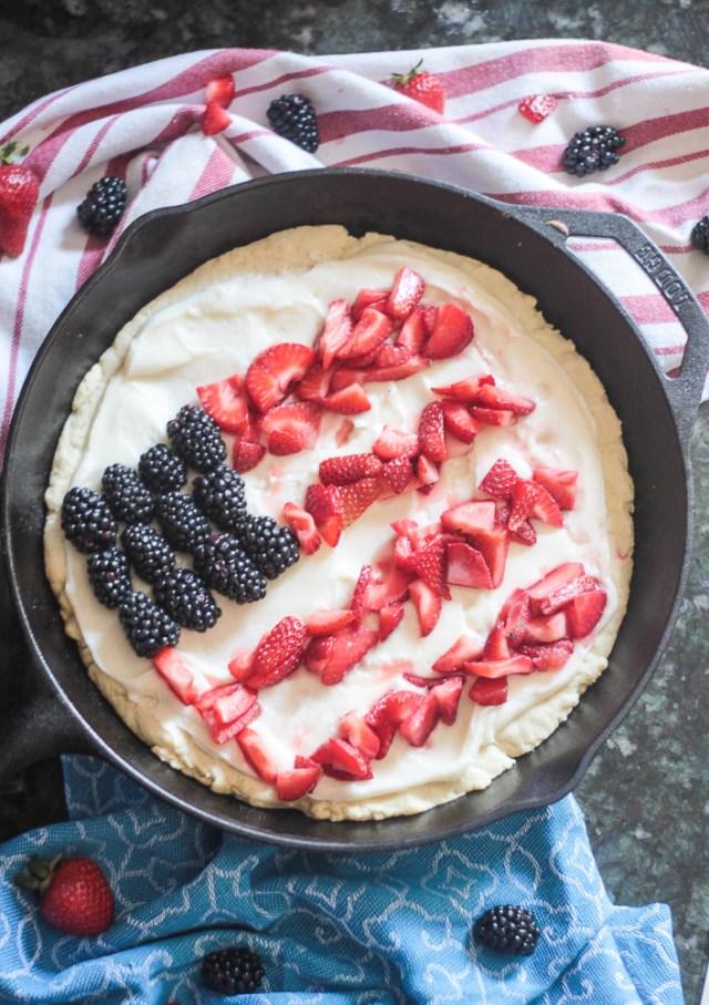 America Dessert Pizza | Domestic Batch