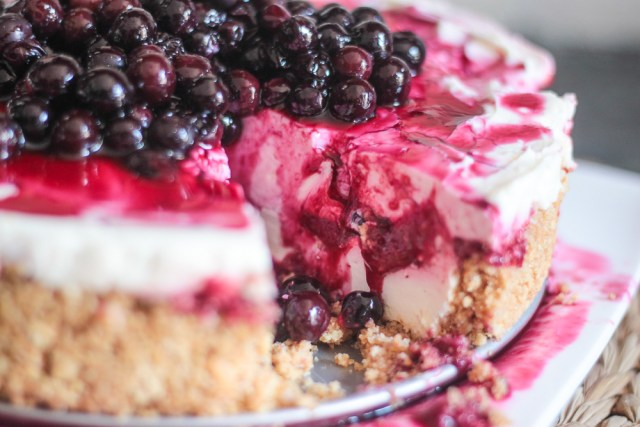 Red, White & Blue Cheesecake | Domestic Batch