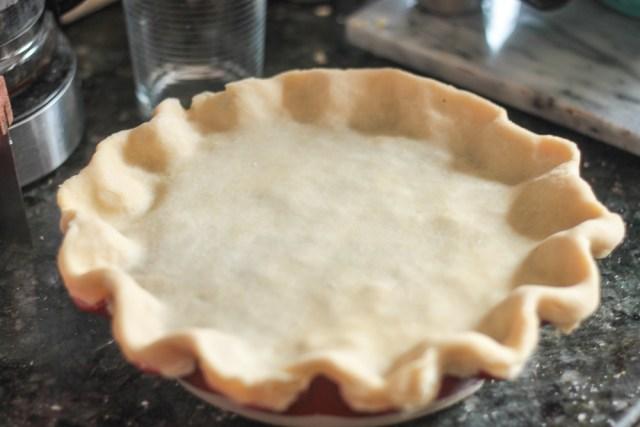 Concord Grape Pie | Domestic B(i)atch