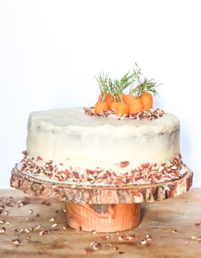 Carrot Cake | Domestic B(i)atch
