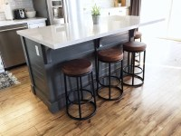 Kitchen Island- Make it yourself! Save Big $$$ - Domestic ...