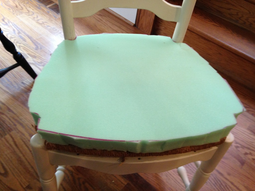 reupholstering a chair college desk dining seats domestic charm new site img 0624