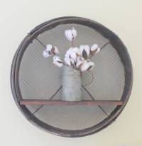 Window Screen Earring Holder - Project Challenge