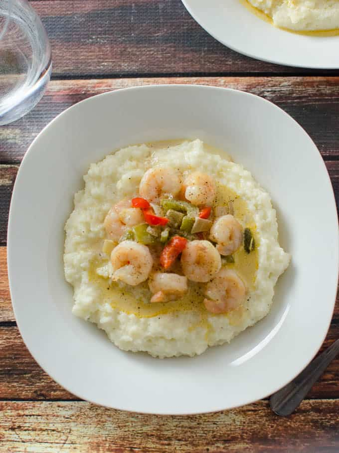 Shrimp and grits4