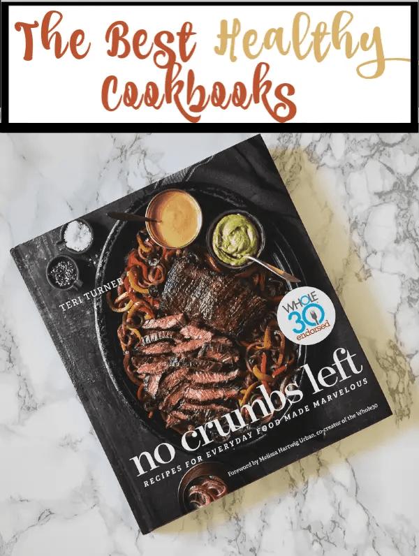 Best Healthy cookbooks