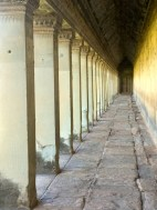 An ancient gallery
