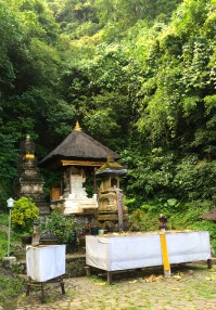 One of the mountain side temples of Pura Lempuyang