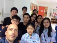 NJIS students