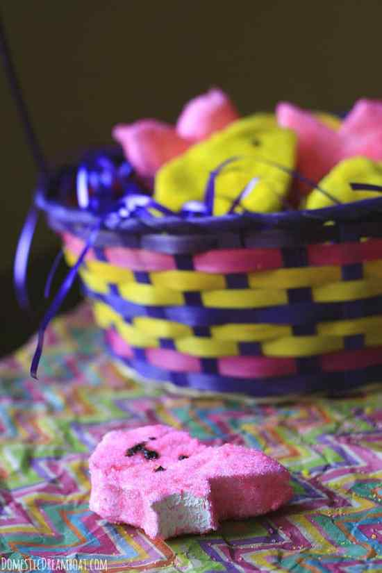 Homemade Marshmallow Peeps Learn How To Make Your Own