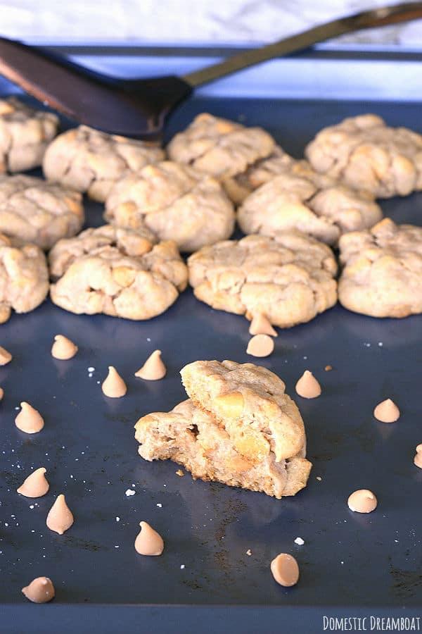 butterscotch cookies 3